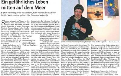 Bericht der Stuttgarter Zeitung vom 18.01.16